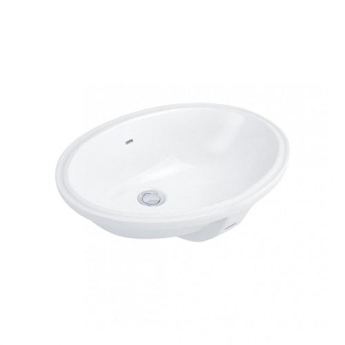 Chậu Rửa Lavabo COTTO C017 Marlow Âm Bàn